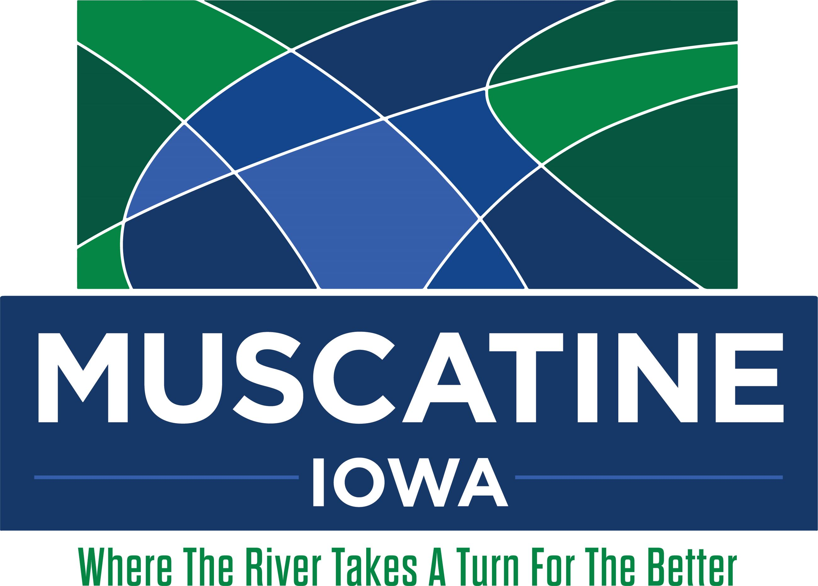 Muscatine Iowa Where the River Takes a Turn for the Better